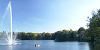 Blick auf den Weissen See